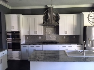 Custom Quartz Counertops in Daytona Beach